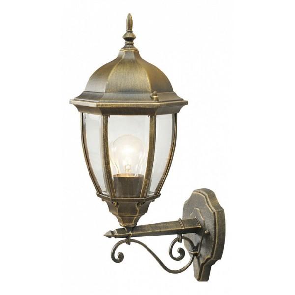 Уличный настенный светильник 804020101 MW-LIGHT ФАБУР