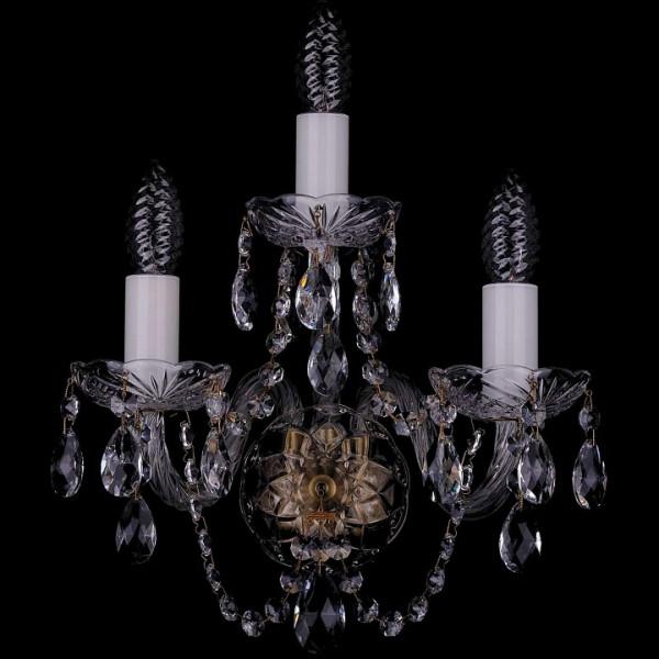 Бра 1402B/2+1/141/Pa Bohemia Ivele Crystal