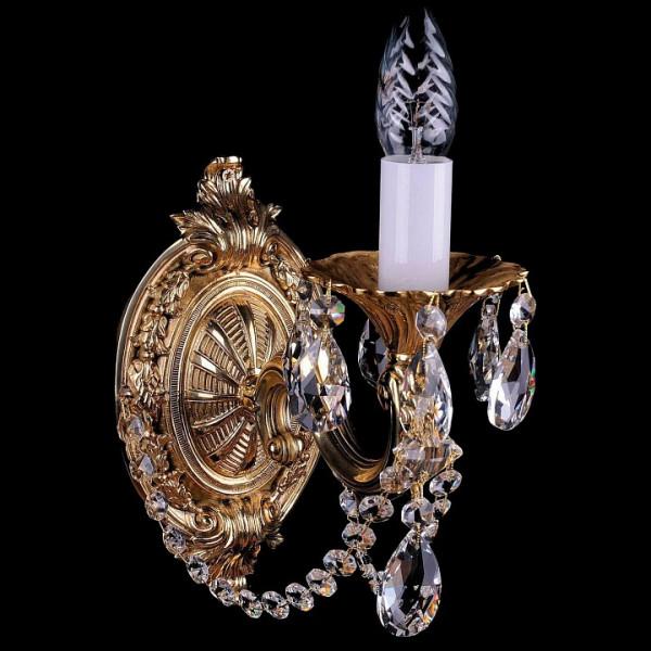 Бра 1700/1/C/G Bohemia Ivele Crystal