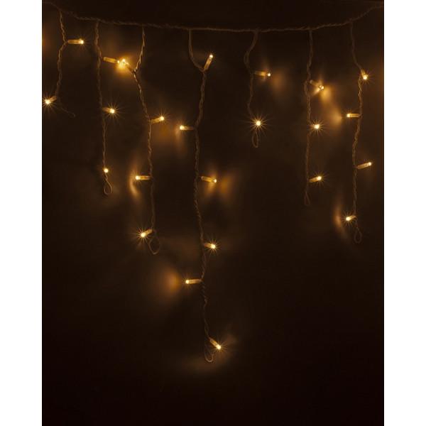 Бахрома световая (0.6x4.8 м) LED-IL 255-138-6 Neon-Night