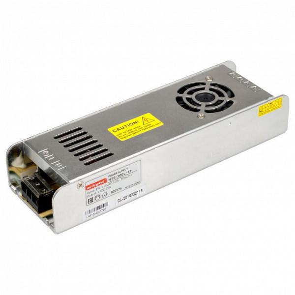 Блок питания Arlight  HTS-300L-12 (12V, 25A, 300W) Arlight