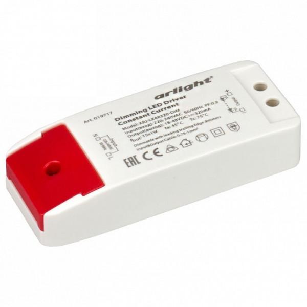 Блок питания Arlight  ARJ-LK48320-DIM (15W, 320mA, PFC, Triac) Arlight