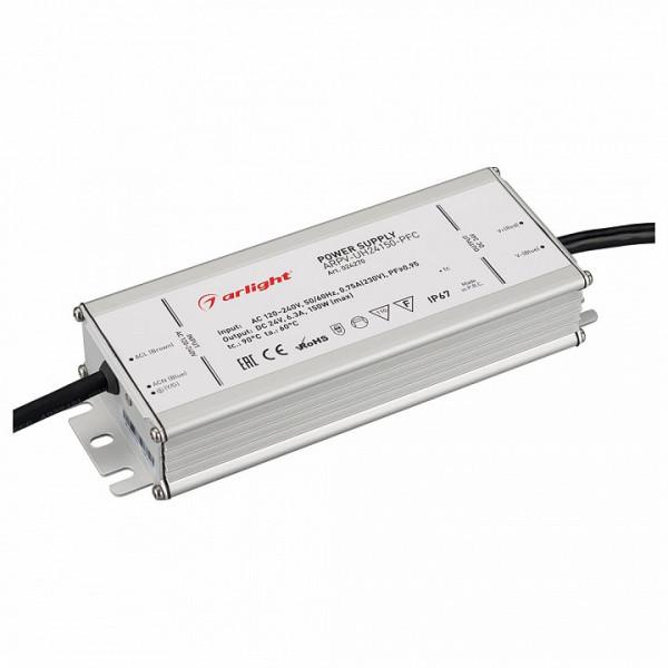 Блок питания Arlight  ARPV-UH24150-PFC (24V, 6.3A, 150W) Arlight