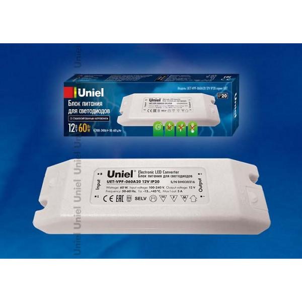 Блок питания UET-VPF-060A20 05830 Uniel
