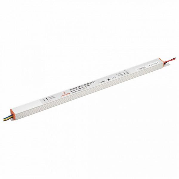 Блок питания Arlight  ARV-12060-LONG-A (12V, 5A, 60W) Arlight