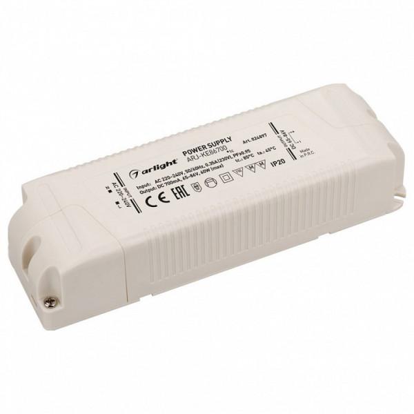 Блок питания Arlight  ARJ-KE86700 (60W, 700mA, PFC) Arlight