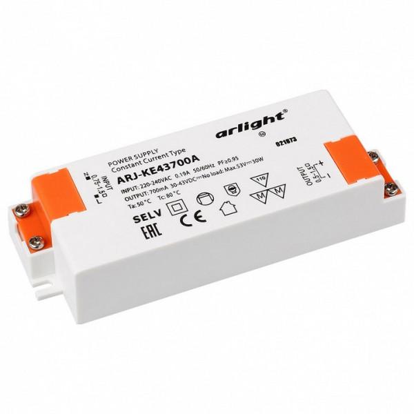 Блок питания Arlight  ARJ-KE43700A (30W, 700mA, PFC) Arlight