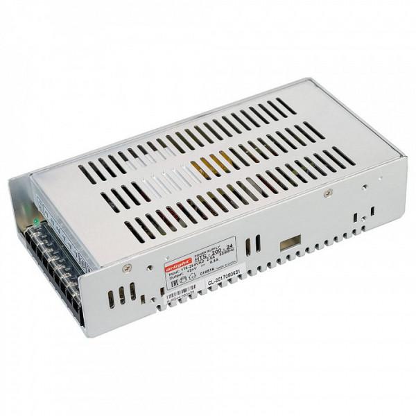 Блок питания Arlight  HTS-200-24 (24V, 8.3A, 200W) Arlight