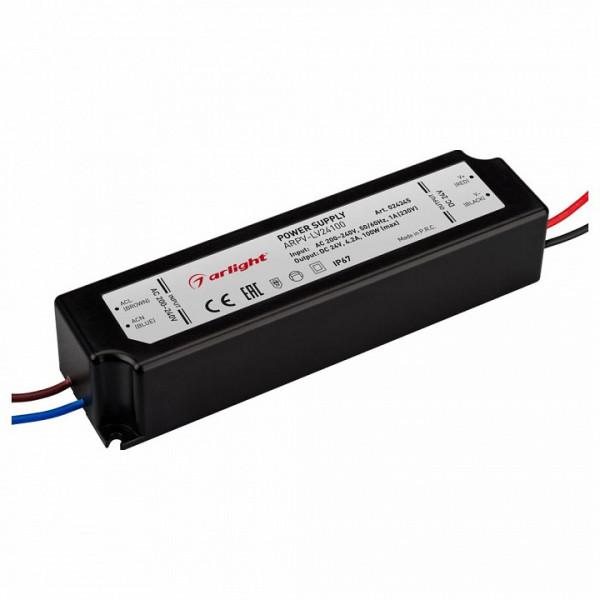 Блок питания Arlight  ARPV-LV24100 (24V, 4.2A, 100W) Arlight