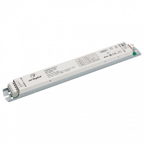 Блок питания 9-58В 20Вт 022163 Arlight