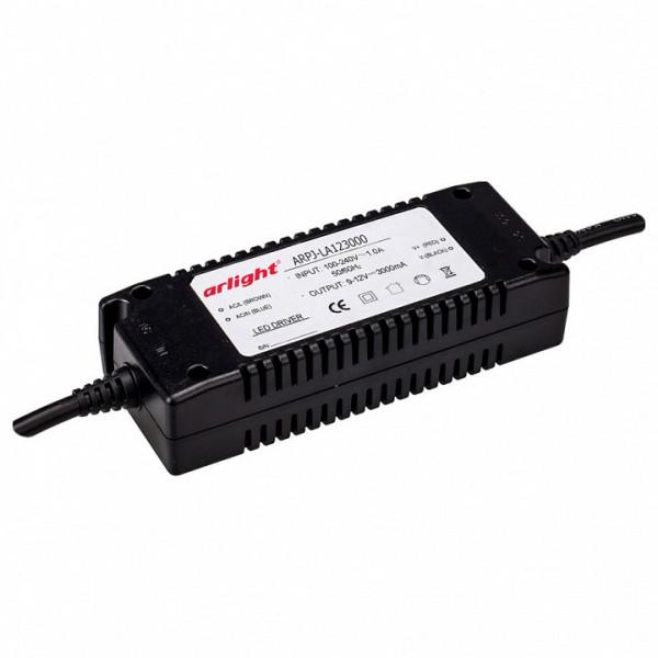 Блок питания Arlight  ARPJ-LA123000 (36W, 3000mA) Arlight