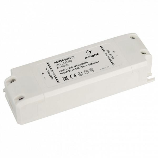 Блок питания Arlight  ARJ-LE85700 (60W, 700mA, PFC) Arlight