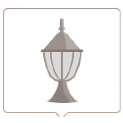 Уличные наземные светильники