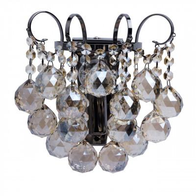 Хрустальные настенные светильники
