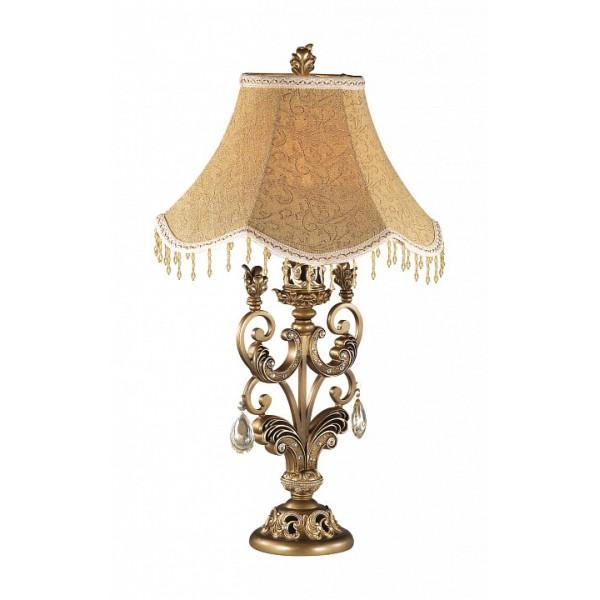 Настольная декорированная лампа 2431/1T Odeon Light PONGA