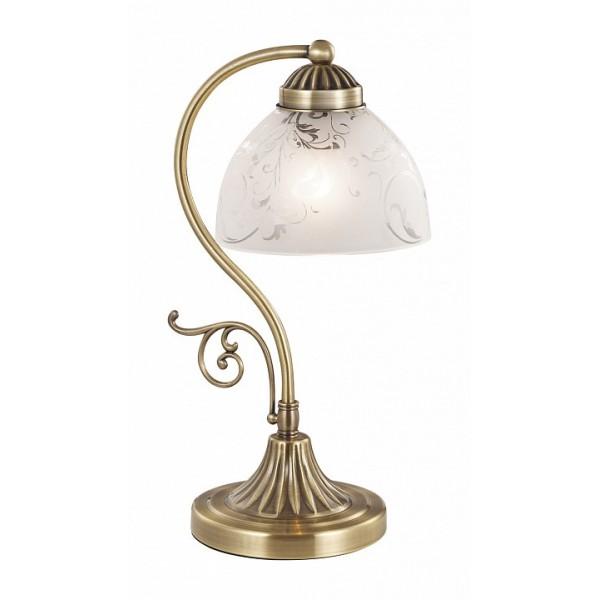 Настольная декорированная лампа 2542/1T Odeon Light CASTI