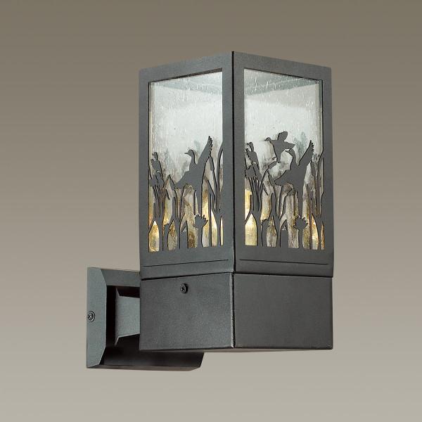 Уличный настенный светильник 4053/1W Odeon Light FRESSI